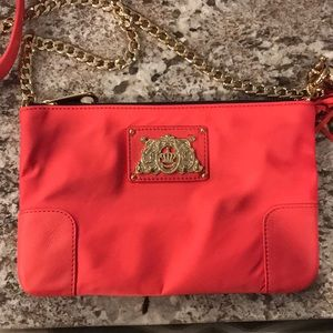 Juicy Couture Coral Crossbody Bag